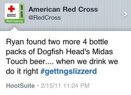 tweet croce rossa