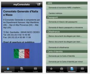 Uno snapshot della nuova app