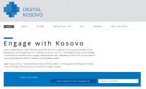 il nuovo sito Digital Kosovo